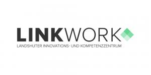 Logo link.work IT Kompetenzzentrum Landshut