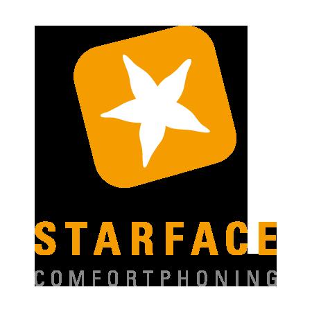 Starface Comfortphoning Partner Logo
