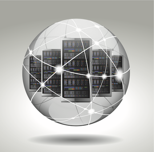 Bild Servervirtualisierung