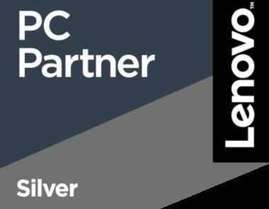 Lenovo Silver Partner Logo