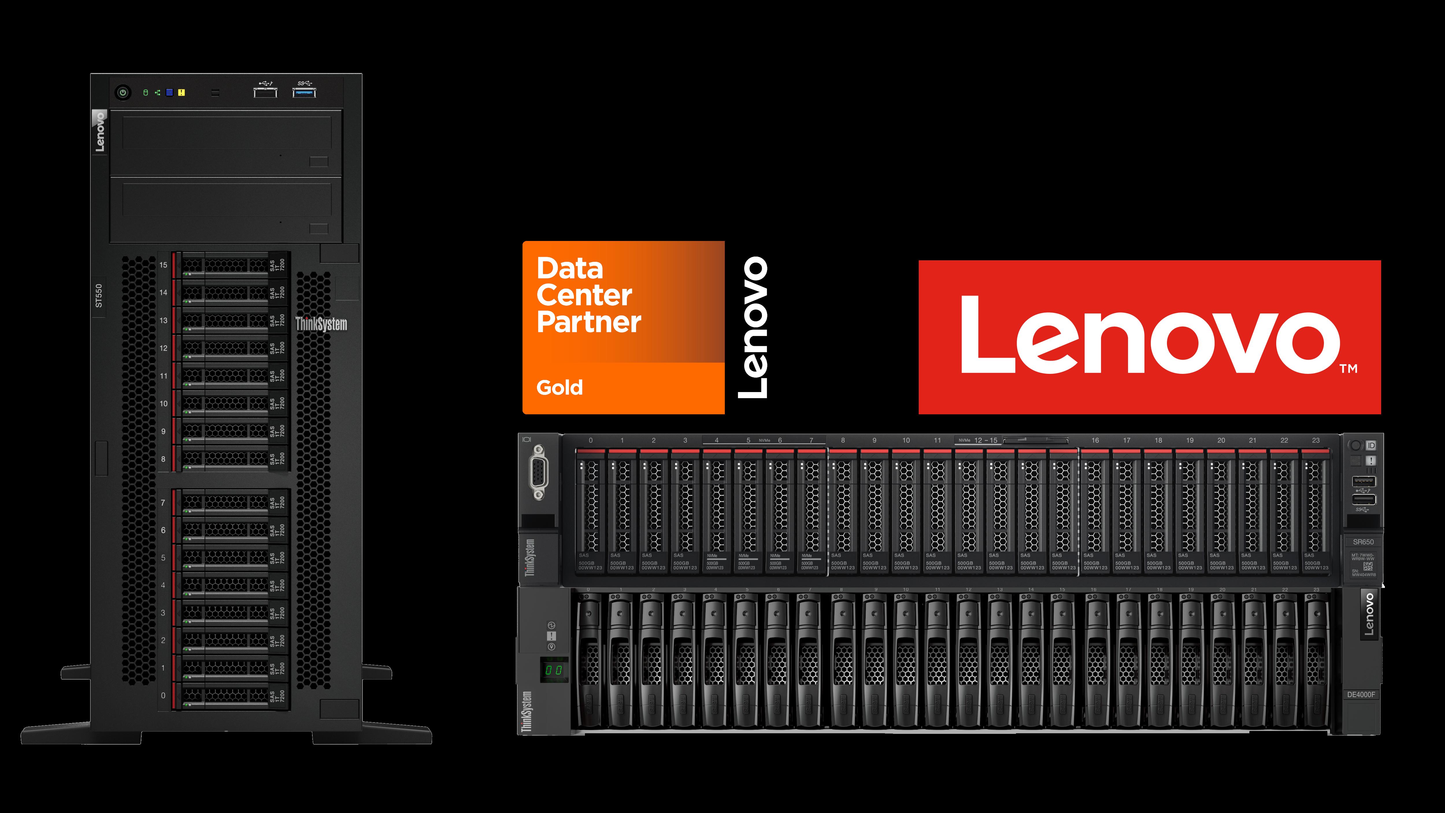 Lenovo DCG Server